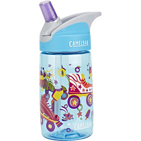 CamelBak eddy LTD Bottle 300ml Kids, roller skates